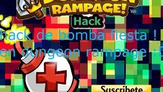 getlinkyoutube.com-hack de bomba fiesta en dungeon rampage 2015