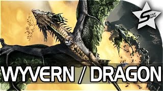 """getlinkyoutube.com-ARK: SCORCHED EARTH Gameplay Part 8 - """"FIRE WYVERN ENCOUNTER (NEW DRAGON!)"""" (ARK Survival Evolved)"""