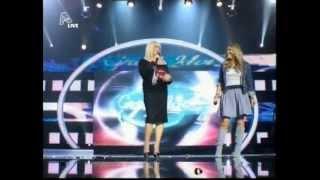 getlinkyoutube.com-Η Ναταλία Γερμανού στο Greek Idol! Pt.2