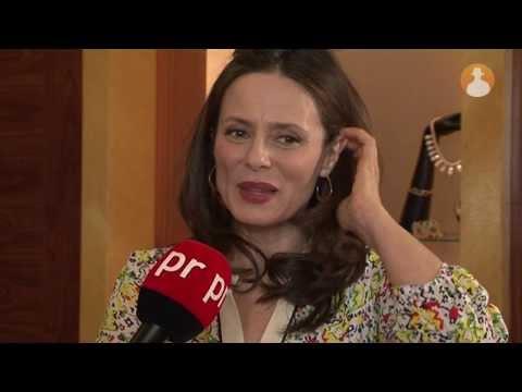 Aitana Sánchez-Gijón: 'En 'Velvet' trabajamos casi como si fuera cine'