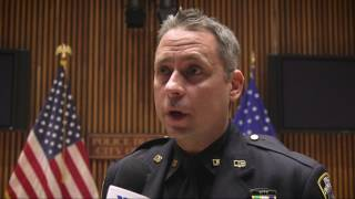 Centurion Awards Ceremony Honors NYPD Cops