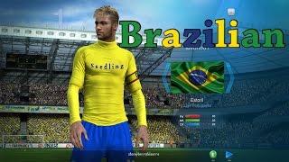 getlinkyoutube.com-FIFA Online3 - บอลสบายๆสไตล์ Brazilian #อย่าทำให้Hulkโกรธ Ranking1-1