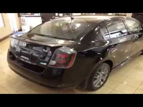 2012 nissan sentra se r for sale at sherwood park toyota scion