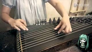 getlinkyoutube.com-千本桜 【古箏】 Senbonzakura 【Chinese Guzheng】