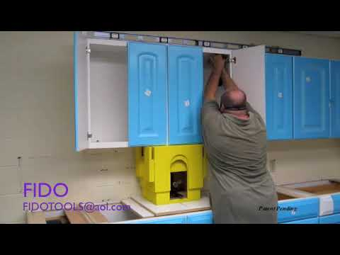 do it yourself kitchen cabinet installation FIDO