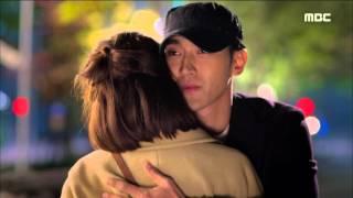 getlinkyoutube.com-[She was pretty] 그녀는 예뻤다 ep.15 Choi Si-won hugs Hwang Jeong-eum and leave her  20151105