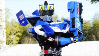 getlinkyoutube.com-Kamen Rider Drive Type Formula Henshin Sound