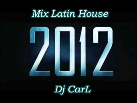 Mix Latin-Pop  2012 _ Dj CarL
