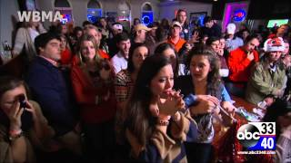 getlinkyoutube.com-Auburn fans react to final play, loss in BCS National Championship vs. Florida State (raw, unedited)