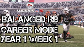 getlinkyoutube.com-SEASON OPENER | Madden 16 Career Mode | Balanced Running Back | 3