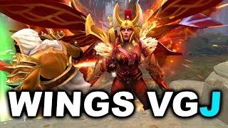 getlinkyoutube.com-WINGS vs VG.J - Better and Better! - StarLadder i-League 3 Dota 2