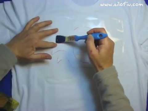Cómo estampar tu camiseta