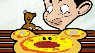 Mr Bean Cartoon 2018 | Pizza Bean | Full Episode Mr Bean Animated Series #12 width=