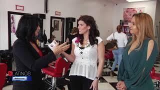 Maribel Sánchez de Florida Realty, y Sylvana Lora son ejemplos de mujeres emprendedoras