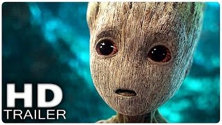 getlinkyoutube.com-GUARDIANS OF THE GALAXY 2 Trailer German Deutsch | Marvel Filme 2017