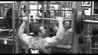 getlinkyoutube.com-Animal Delts Workout Video by Frank McGrath