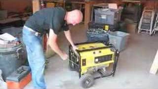 getlinkyoutube.com-How To Start A Generator