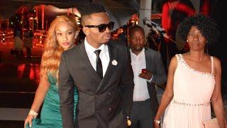 getlinkyoutube.com-Dakika za Diamond Platnumz, Zari, Mama mzazi na wengine tuzo za Channel O 2014