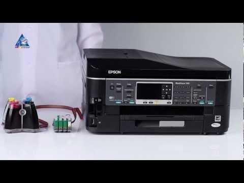 Epson Workforce 545 Printer Driver Mac
