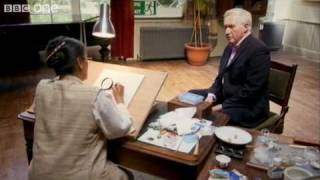 getlinkyoutube.com-Painting A Miniature David - Seven Ages of Britain - Series 1 Episode 3 Preview - BBC One