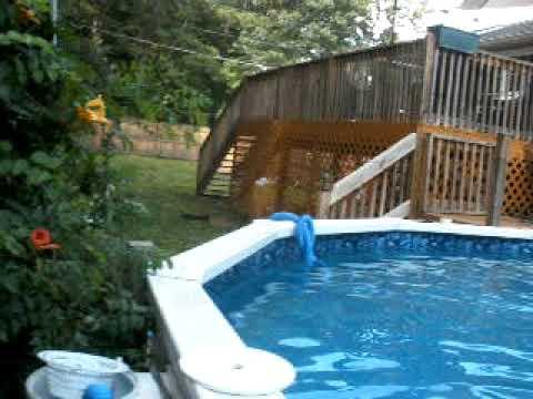 Дешевый способ подогреть воду в бассейне