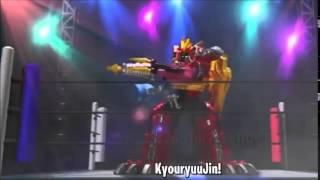 Power Rangers Dino Charge Aqua Ranger First Morph (Kyoryuger Ver)