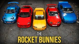 The Rocket Bunnies 2 - Grand Theft Auto 5 - Short Film