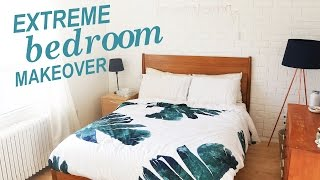 getlinkyoutube.com-EXTREME BEDROOM MAKEOVER | THE SORRY GIRLS