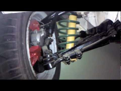 Где подшипник передней ступицы в ВАЗ 21103