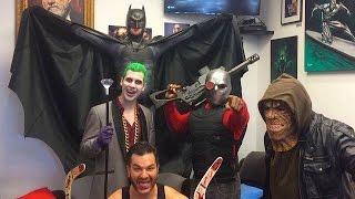 getlinkyoutube.com-Batman, Joker & Suicide Squad Characters Wreak Havoc in Real Life! DC Parody