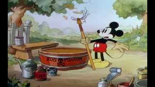 getlinkyoutube.com-Mickey Mouse - Le Jardin de Mickey (1935)