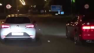 getlinkyoutube.com-Seat Leon Cupra vs Challenger SRT 8 vs BMW M3