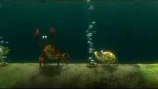 getlinkyoutube.com-Finnding Nemo Crabs