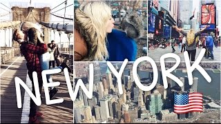 getlinkyoutube.com-NEW YORK ♥ FOLLOW ME AROUND | BibisBeautyPalace