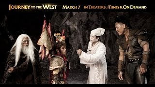 Journey To The West Official Trailer width=