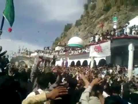 Parachinar Zeran Ali Ziarat Eid Nawroz 21 March 2014 by GulNoor (Pt02)