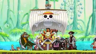 getlinkyoutube.com-One Piece Vs Naruto New World Ninja Strongest Mugen
