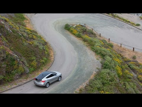 3591. Acura ZDX 2010 (лучшее видео)