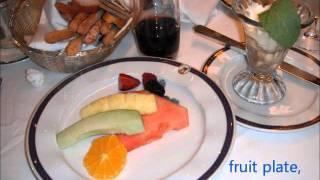 getlinkyoutube.com-food rumble on Westerdam cruise