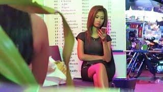 Cambodia Nightlife 2016 - VLOG 71 (bars, girls + trouble!)
