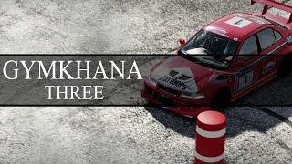 Forza Motorsport - Gymkhana Three