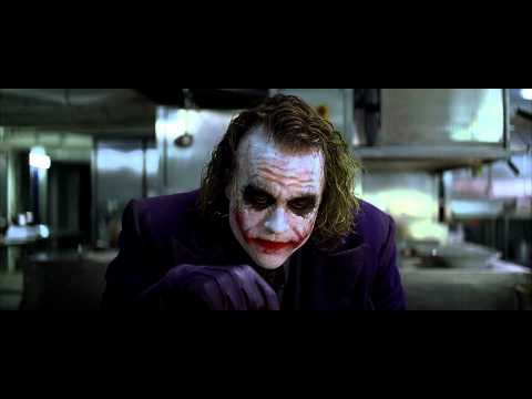 Joker ( Heath Ledger ) Mob Scene
