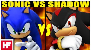 getlinkyoutube.com-Sonic VS Shadow *DeathMatch*