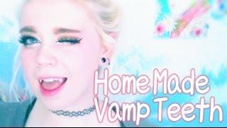 getlinkyoutube.com-How to Make Vampire Teeth