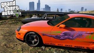 getlinkyoutube.com-FAST & FURIOUS GTA 5 MOD