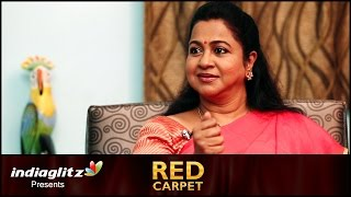 getlinkyoutube.com-Radhika on Theri: It is absolutely amazing to watch Vijay in Theri | Red Carpet Interview