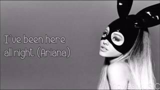 getlinkyoutube.com-Side to side Ariana grande lyrics