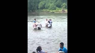 getlinkyoutube.com-Mi esposa Mayra en bautismo