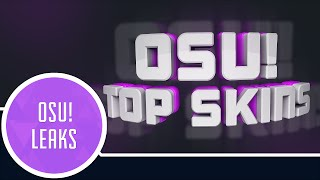 getlinkyoutube.com-osu! Top Skins