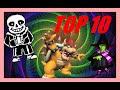 TOP 10 FINAL BOSS THEMES 2016
